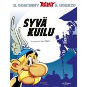 Asterix 25 - Syvä kuilu (kovak.) (ENNAKKOTILAUS)