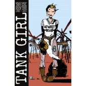 Tank Girl Color Classics Book One 1988-1990