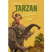 Apinain Tarzan - Kultainen leijona