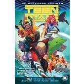 Teen Titans 2 - The Rise of Aqualad