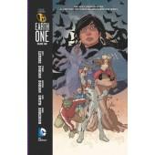 Teen Titans Earth One 1