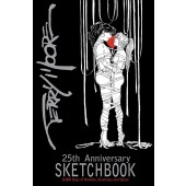 25th Anniversary Sketchbook
