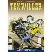 Tex Willer Kirjasto 56 - Pirullinen kosto (ENNAKKOTILAUS)