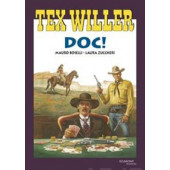 Tex Willer Suuralbumi 40 - Doc! (ENNAKKOTILAUS)
