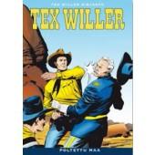 Tex Willer Kirjasto 26 - Poltettu maa