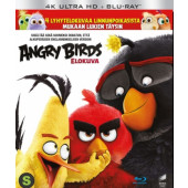 The Angry Birds Movie (4K Ultra HD + Blu-ray)