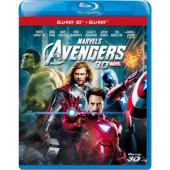 The Avengers (Blu-ray 3D + Blu-ray)