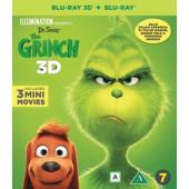 The Grinch (Blu-ray 3D + Blu-ray)