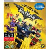 The Lego Batman Movie (4K Ultra HD + Blu-ray)