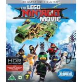 The Lego Ninjago Movie (4K Ultra HD + Blu-ray)