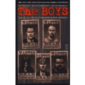 The Boys 6 - The Self-Preservation Society