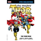 Thor Epic Collection - The Thor War
