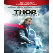 Thor: The Dark World (Blu-ray 3D + Blu-ray)