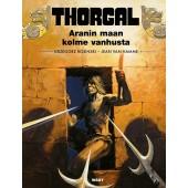 Thorgal 3 - Aranin maan kolme vanhusta (ENNAKKOTILAUS)