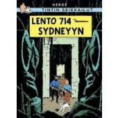 Tintin seikkailut 22 - Lento 714 Sydneyyn