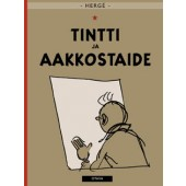 Tintin seikkailut 24 - Tintti ja aakkostaide