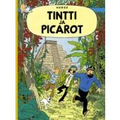 Tintin seikkailut 23 - Tintti ja Picarot