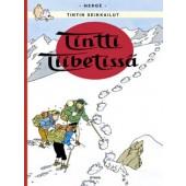 Tintin seikkailut 20 - Tintti Tiibetissä