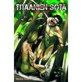 Titaanien sota 7