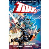 Titans - The Lazarus Contract