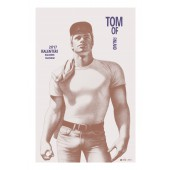 Tom of Finland -seinäkalenteri 2017