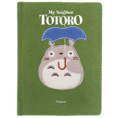 My Neighbor Totoro - Totoro Plush Journal