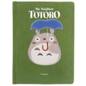 My Neighbor Totoro - Totoro Plush Journal