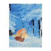 Tove Jansson -muumipostikortti - Tuittu