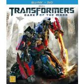 Transformers - Kuun pimeä puoli (Blu-ray + DVD)