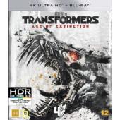 Transformers: Age of Extinction (4K Ultra HD + Blu-ray)