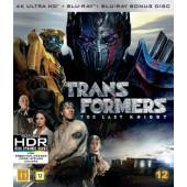 Transformers: The Last Knight (4K Ultra HD + Blu-ray)
