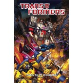The Transformers - Robots in Disguise 4