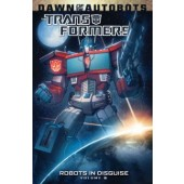 The Transformers - Robots in Disguise 6