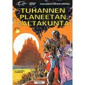 Valerian - Tuhannen planeetan valtakunta (ENNAKKOTILAUS)