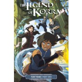 Legend of Korra 1 - Turf Wars Part One