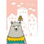 Turku-postikortti - Turun linna