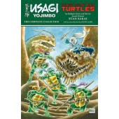 Usagi Yojimbo/Teenage Mutant Ninja Turtles - The Complete Collection