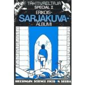 Tähtivaeltaja Special I (3B/85) Sarjakuva-albumi