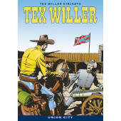Tex Willer Kirjasto 52 - Union City
