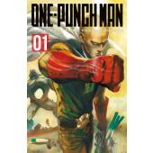 One-Punch Man 1 (ENNAKKOTILAUS)