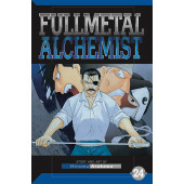 Fullmetal Alchemist 24 (ENNAKKOTILAUS)