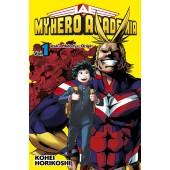 My Hero Academy 1