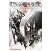 Titaanien sota 33 (ENNAKKOTILAUS)