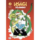 Usagi Yojimbo 2 - Ärjyvän lohikäärmeen salaliitto (ENNAKKOTILAUS)