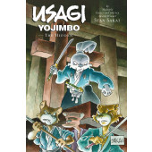 Usagi Yojimbo 33 - The Hidden