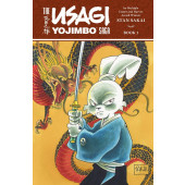The Usagi Yojimbo Saga 1
