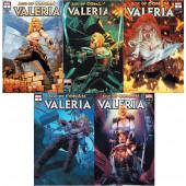 Age of Conan - Valeria #1-5