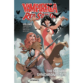 Vampirella/Red Sonja 1 - These Dark Synchronicities