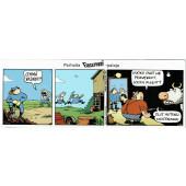 Fingerpori-sarjakuvataulu - Vasikoi