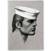 Tom of Finland / Merimiehen kasvokuva -pikkuvihko